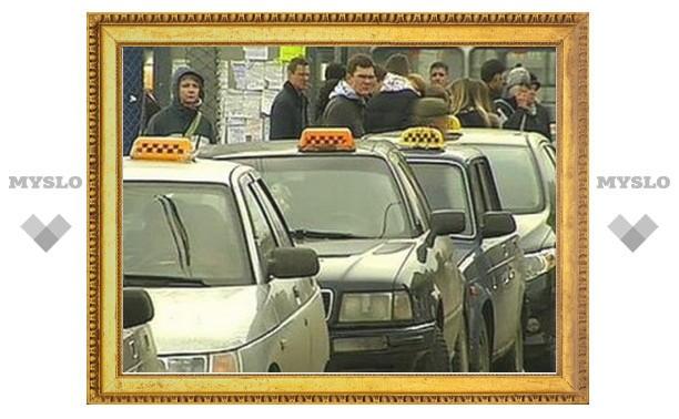 В Туле начали выдавать лицензии частным такси