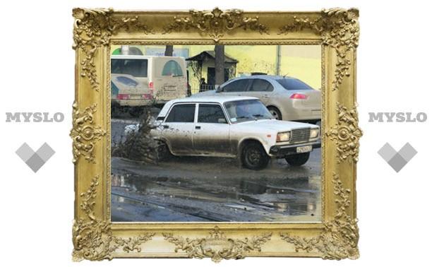 В тульские дороги опять закатают миллиард рублей