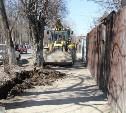 В Туле стартовал ремонт тротуаров