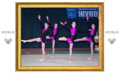 Тульские гимнастки поборются за «Оскар»