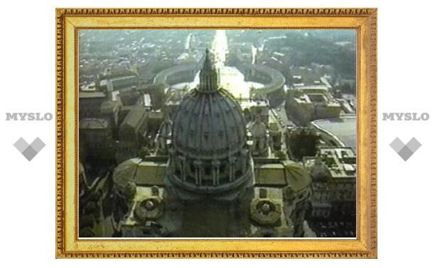 Ватикан откроет архивы периода Второй мировой войны