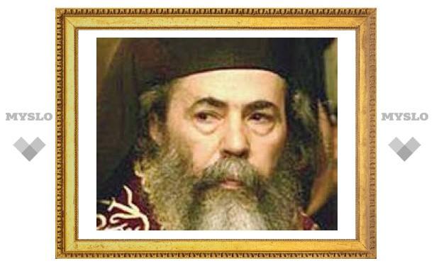 Греция требует от Израиля немедленно признать Иерусалимского Патриарха