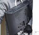 В Туле наркодилер попался на краже телевизора из гостиницы
