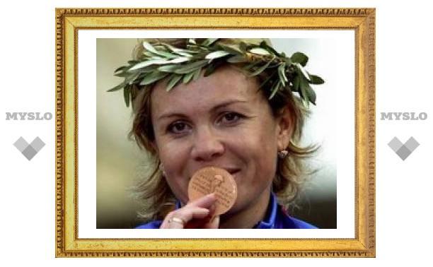 Слюсарева стала чемпионкой России