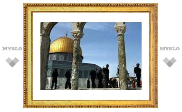 Противостояние арабов и полиции в Иерусалиме завершилось