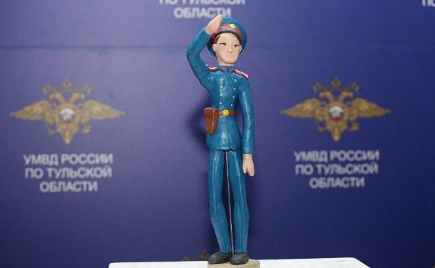 Работа тульского школьника отправится на финал Всероссийского конкурса МВД
