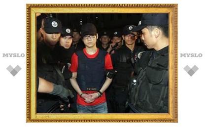 Тайваньского подростка посадили за убийство на 25 лет