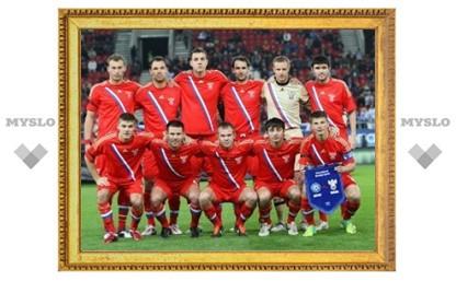 Сборная России сохранила позиции в рейтинге ФИФА