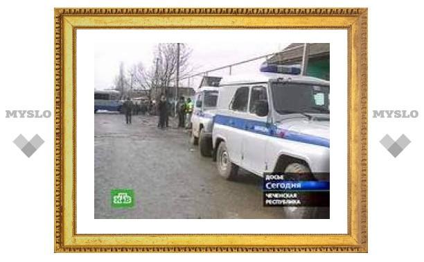 Около школы в Чечне произошел взрыв