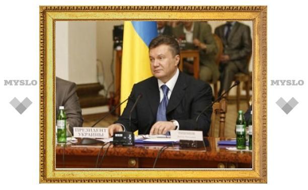 Янукович собрался уволить непослушного министра