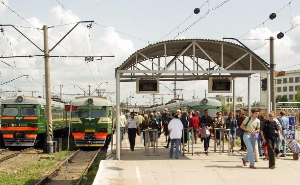 В 2015 году на железной дороге в Тульской области пострадали пять подростков