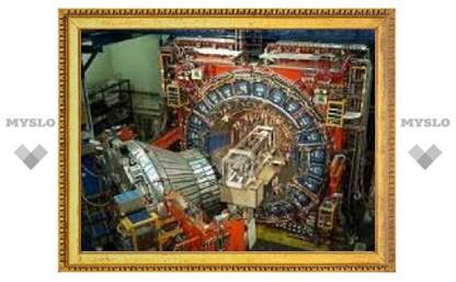 В экспериментах с коллайдером обнаружено необъяснимое явление