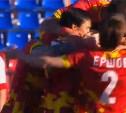 «Арсенал» одержал победу над «Уфой» со счетом 1:0