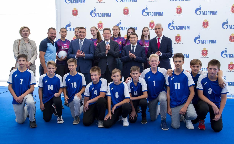 Дом для «Тулицы»: в Туле  будет построен уникальный спорткомплекс для волейболистов и легкоатлетов