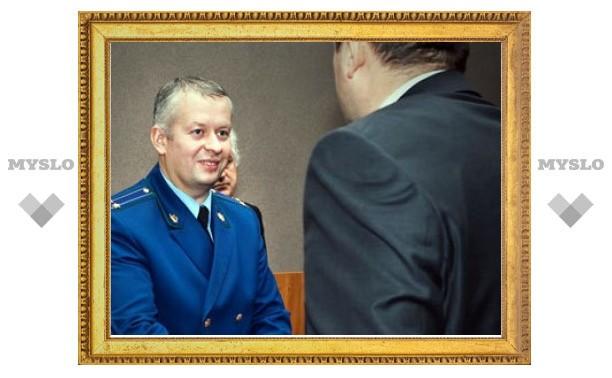Задержаны еще двое подмосковных экс-прокуроров