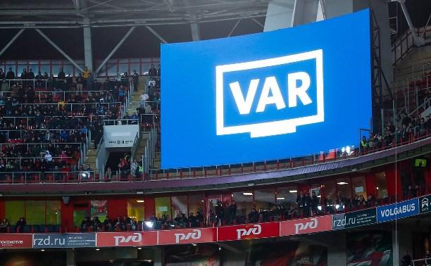 На домашнем матче «Арсенала» используют систему ВАР