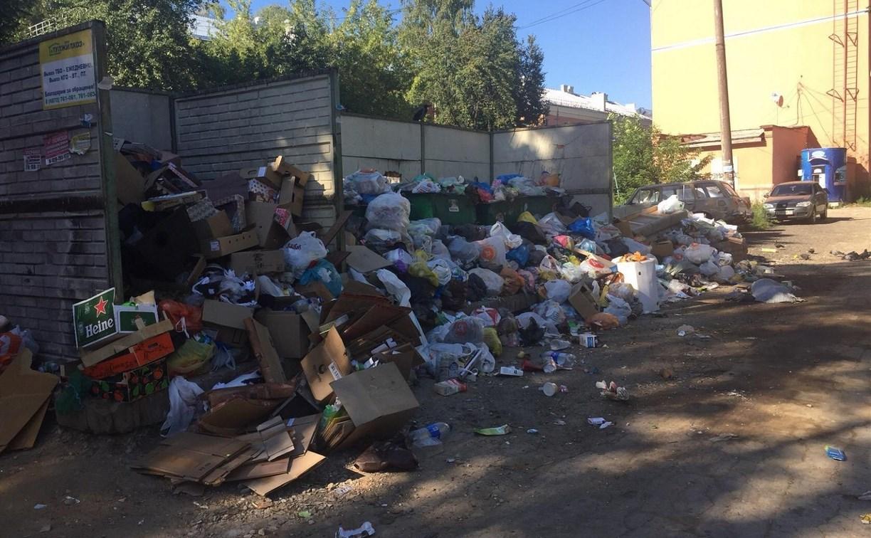 Жители Косой Горы: «Мы утопаем в мусоре!»