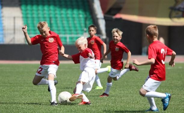 С 15 июля начнется набор детей в академию тульского «Арсенала»
