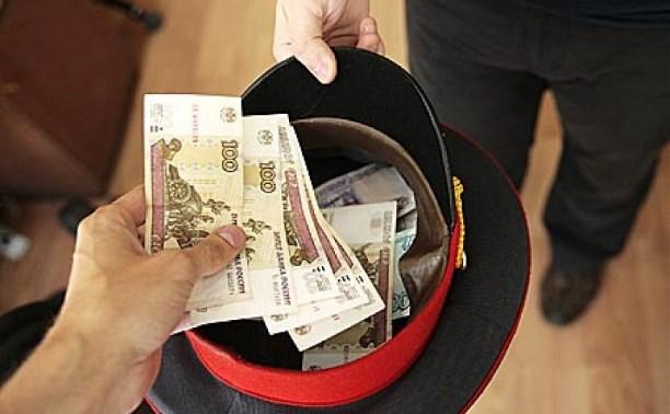 В Донском двое сотрудников ГИБДД подозреваются во взяточничестве