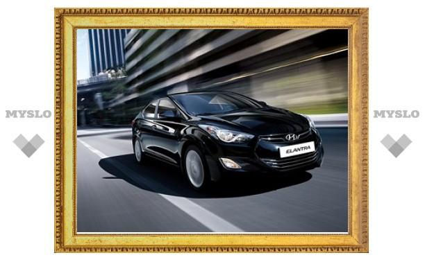 "Hyundai назвала комплектации новой ""Элантры"""