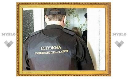 Судебных приставов обвиняют в хищении 4,8 миллиона рублей