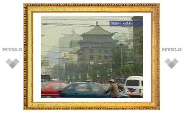 Грязный воздух Пекина повлияет на расписание олимпийских мероприятий
