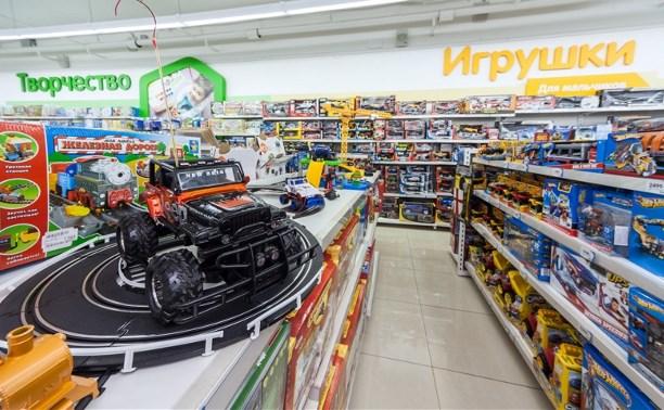 Роскачество проверит детские магазины Тулы
