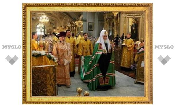 Патриарх Кирилл научил, как добиться успеха в жизни