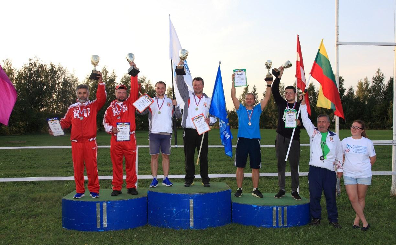 Тульские авиамоделисты завоевали золото на соревнованиях в Химках