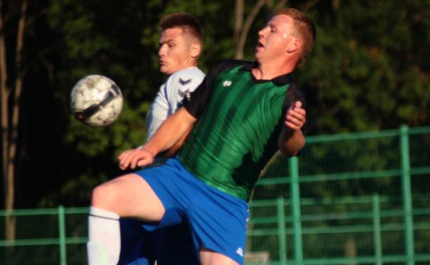 В Туле набирает ход футбольный турнир в новом формате