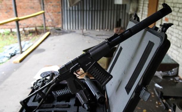 Российский спецназ обеспечат модернизированным оружием тульского производства