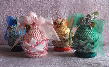 В Туле откроется выставка пасхальных яиц