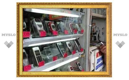 Таможня пропустила ноутбуки и мобильники в Россию