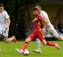 «Арсенал» на сборах разгромил австрийский «Воргль»