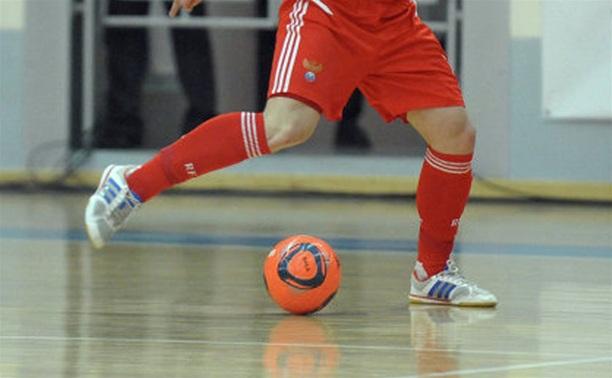Тульские чиновники и журналисты сыграют в мини-футбол