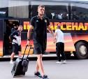 «Арсенал» оштрафовали за неправильный выход игроков из автобуса
