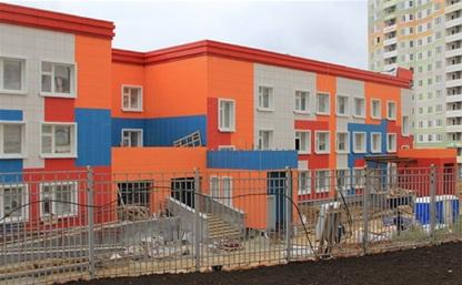 В Туле ведется строительство 3 детских садов