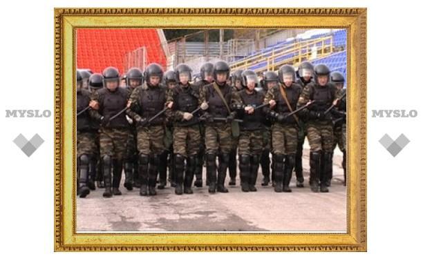Оперативный штаб ФСБ г. Тулы готов к обезвреживанию террористов