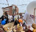 ПХ «Лазаревское» представило свою продукцию на площадке фестиваля вкусов «Сделано в Тульской области»