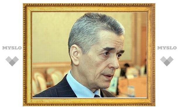 Онищенко не считает разработку вакцины против ВИЧ пустой тратой денег