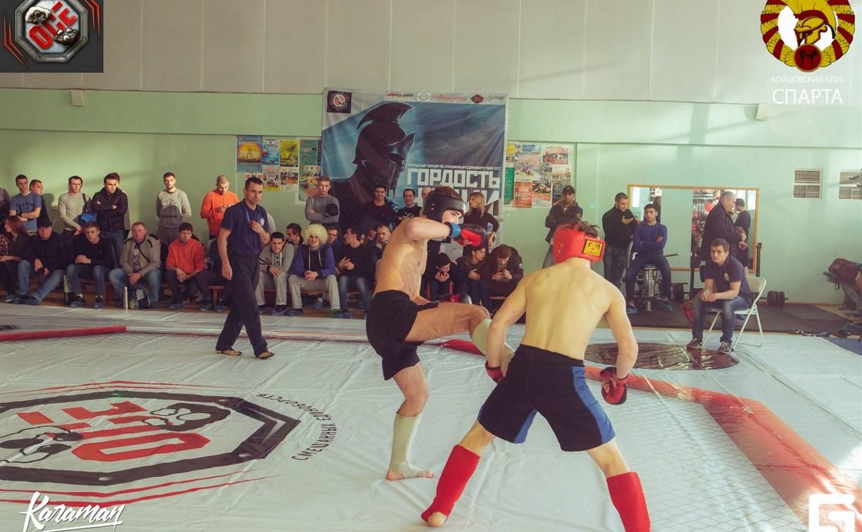 Тульские борцы выступили на турнире в Калуге