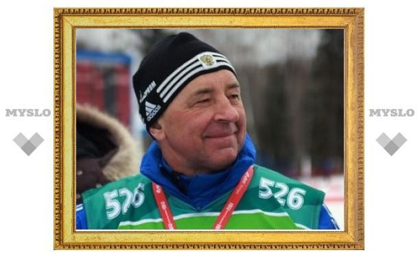 Тренер сборной России по биатлону объяснил выбор состава на ЧМ-2011
