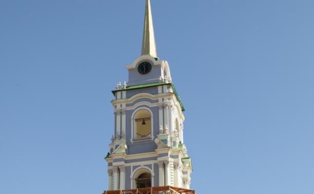 Туляки услышат звон колоколов Успенского собора до 27 июля