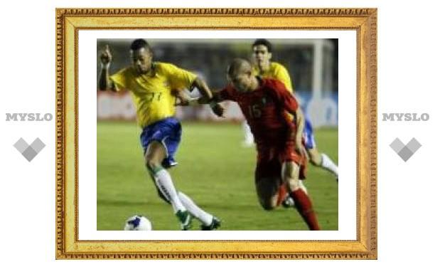 Гол Данни не спас сборную Португалии от разгрома в Бразилии