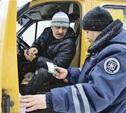 """Тульские автоинспекторы провели спецоперацию """"Маршрутка"""""""