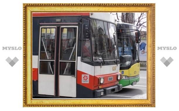 День города в Новомосковске изменит маршруты
