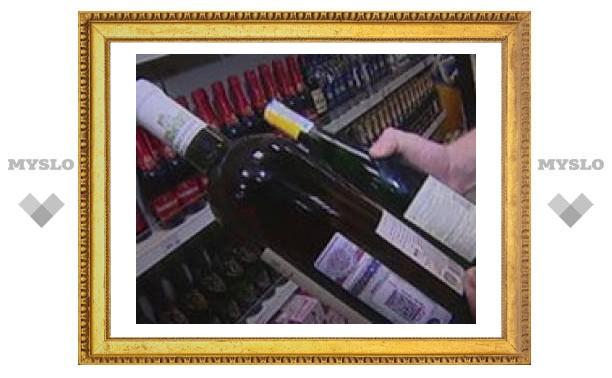 В Москве возросло число отравлений алкоголем