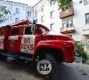 При пожаре на Косой Горе в Туле пострадал 5-летний ребенок