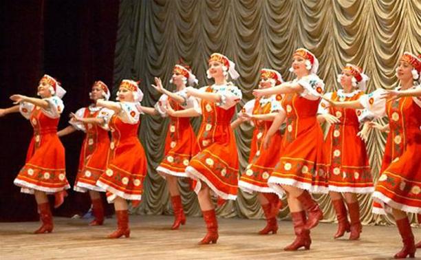 В Туле проходит Всероссийский конкурс народного танца