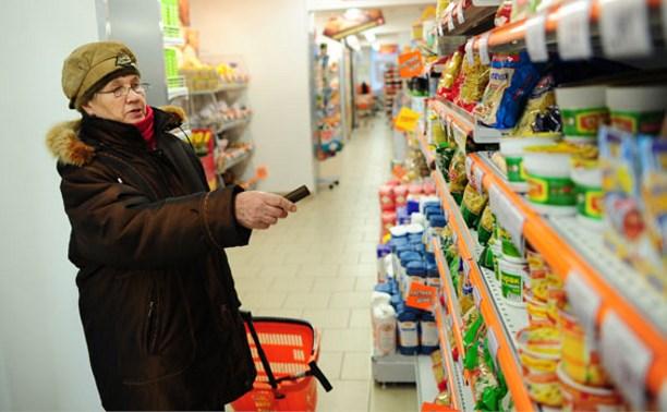 Хлеб и мясо в Тульской области подорожали на 15%, молоко – на 13,5%